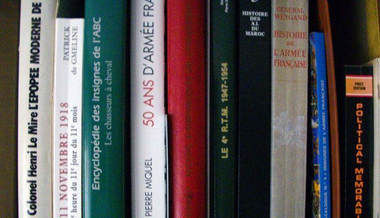 Livres et livres anciens